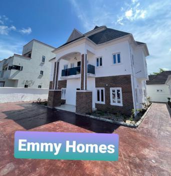 6 Bedroom Fully Detached Duplex, Pinnock Beach Estate, Osapa, Lekki, Lagos, Detached Duplex for Rent