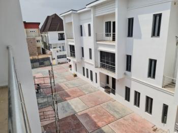 Beautifully Finished 4 Bedroom Terrace with Bq, Off Pinnock Beach Estate, Osapa, Lekki, Lagos, Terraced Duplex for Sale