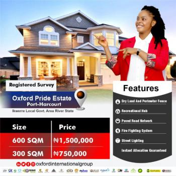Oxford Pride Estate, Up to 60 Acres of Land, Iguruta Community, Ikwerre, Rivers, Mixed-use Land for Sale