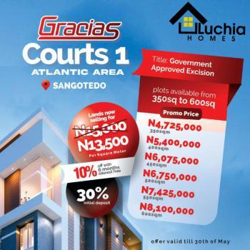 Plots of Land Available in Sangotedo, Sangotedo, Ajah, Lagos, Mixed-use Land for Sale