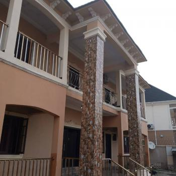 Nicely and Standardly Built Detached Duplex, Along Stella Maris School, Life Camp, Abuja, Detached Duplex for Sale