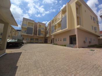 Brand New and Well Located 4 Bedroom Terrace Houses with Bq, Guzape District, Abuja, Terraced Duplex for Sale