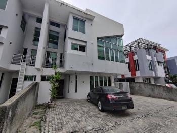 4 Bedroom Semidetached Duplex with Bq, Richmond Gate Estate, Ikate, Lekki, Lagos, Semi-detached Duplex for Rent