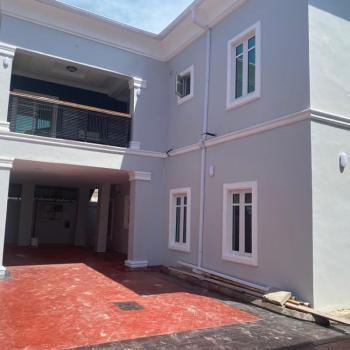 Newly Built Massive 5 Bedroom Fully Detached Duplex with Bq, Chevron Drive, Lekki, Lagos, Detached Duplex for Sale