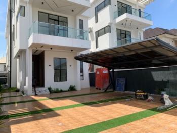Smart 5 Bedroom Fully Detached Duplex with 1 Room Bq, Off Admiralty Way, Lekki Phase 1, Lekki, Lagos, Detached Duplex for Sale