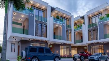 Luxury 4 Bedrooms Terraced Duplex (off Plan), Guzape District, Abuja, Terraced Duplex for Sale