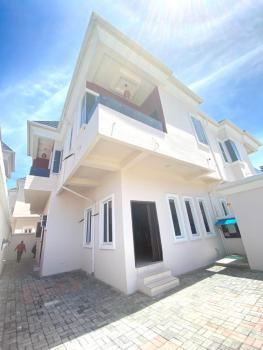 Beautiful & Tastefully Finished 4 Bedroom Semi Detached Duplex with a Bq, Ologolo, Lekki, Lagos, Semi-detached Duplex for Sale
