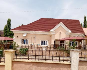 Luxury 3 Bedrooms Flat with a Massive 1 Bedroom Bq, Azazi Road, Army Estate, Kurudu, Abuja, Semi-detached Bungalow for Sale