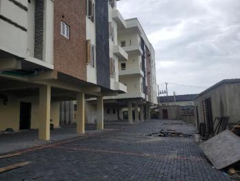 Newly Built 2 Bedroom Serviced Apartment with Bq, Ikate, Lekki, Lagos, Block of Flats for Sale