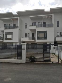 4 Bedrooms Terraced House with a Room Bq, Guzape District, Abuja, Terraced Duplex for Rent