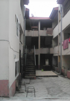 a Block of 12 Flats, Adeyeri Estate, Ogba, Ikeja, Lagos, Block of Flats for Sale