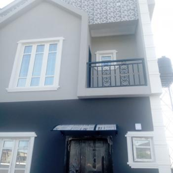 2 Bedrooms Terraced Duplex with Bq, Fountain Estate, Before Lbs, Ajah, Lagos, Terraced Duplex for Rent
