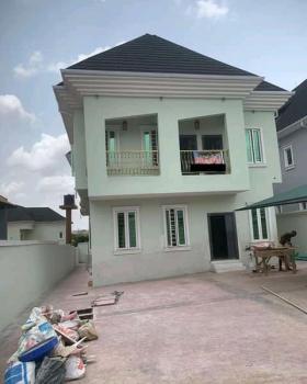 New Luxury 6 Bedroom Duplex in a Gated Estate, Estate, Omole Phase 1, Ikeja, Lagos, Detached Duplex for Sale