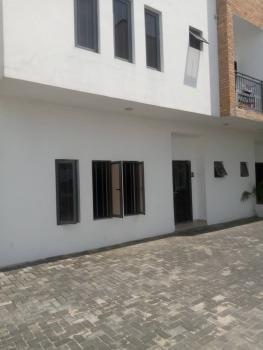 4 Bedroom Terrace Duplex in a Gated Community, Oyadiran Estate, Sabo, Yaba, Lagos, Semi-detached Duplex for Sale