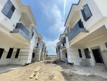 4 Bedroom Terrace Duplex, 2nd Toll Gate, Lekki, Lagos, Terraced Duplex for Sale