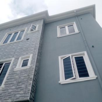 Standard One Bedroom Apartment, Skyview Estate Just After Ikota Complex Ajah, Ajah, Lagos, Mini Flat for Rent