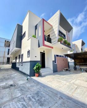5 Bedroom Fully Detached Smart Home with Maids Quarters, Orchid Road 2nd Toll Gate, Lekki, Lagos, Detached Duplex for Sale