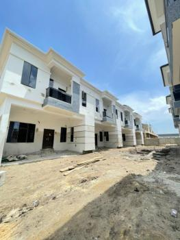 Newly Built 4 Bedroom Terrace Duplex, Second Tollgate Lekki Lagos, Lekki, Lagos, Terraced Duplex for Sale