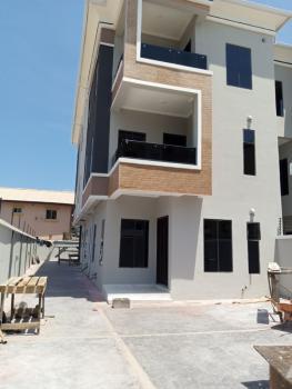 4bedroom Semi Detached House with Bq, Off Palace Road, Oniru, Victoria Island (vi), Lagos, Semi-detached Duplex for Rent