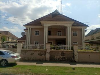 a Tastefully Finished Massive 7 Bedrooms Duplex Sitting on a 1800sqm, Asokoro Extension, Asokoro District, Abuja, Detached Duplex for Sale