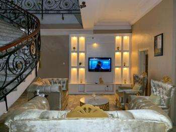 Luxury 5 Bedroom Villa with 5 Units 1 Bedroom Apartments, Chevron Area, Lekki, Lagos, Detached Duplex Short Let