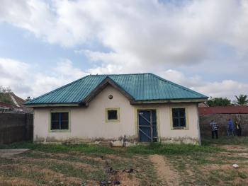 2 Bedrooms Bungalow- Beautiful Location, Sunday Wang Crescent, After Nipco Petrol Station, New Nyanya, Mararaba, Abuja, House for Sale