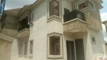 4 Bedrm Detached Duplex with a Room Bq, Labak Estate, Agege, Lagos, Detached Duplex for Sale