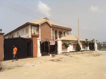 a Spacious 4 Bedroom Duplex, Valley View Estate, Ebute, Ikorodu, Lagos, Flat / Apartment for Rent
