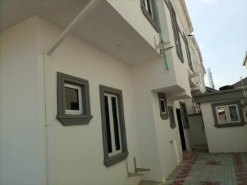 Exquisitely Finished Super Luxury 4 Bedroom Semi-detached Duplex, By Chevron, Lekki, Lagos, Semi-detached Duplex for Rent