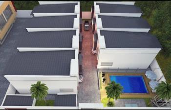 Luxury Four Bedroom Terraces, Orchid Road Lekki, Lekki Phase 2, Lekki, Lagos, Terraced Duplex for Sale