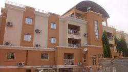 Luxury 3 Bedroom Flats with 1 Room Bq, Wuse 2, Abuja, Flat for Rent