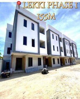 Newly Built 4bedroom Terrace with Bq, Off Hakeem Dickson, Lekki Phase 1, Lekki, Lagos, Terraced Duplex for Sale