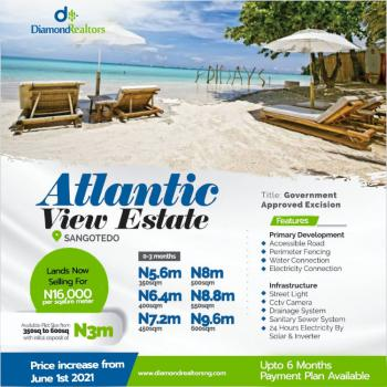 Affordable Land with Good Title, Sangotedo, Ajah, Lagos, Residential Land for Sale