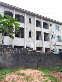 Strategic 85% Completed 6 Blocks of 3 Bedroom Suited Apartments, Enu-ifite Near Government House, Awka, Anambra, Block of Flats for Sale