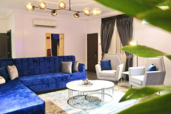 Luxury 3 Bedrooms Apartment, Esther Adeleke, Lekki Phase 1, Lekki, Lagos, Flat Short Let