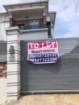 Fully Furnished 4 Bedroom Semi Detached Duplex with Bq, Westend Estate, Lekki County Homes, Ikota, Lekki, Lagos, Detached Duplex for Rent