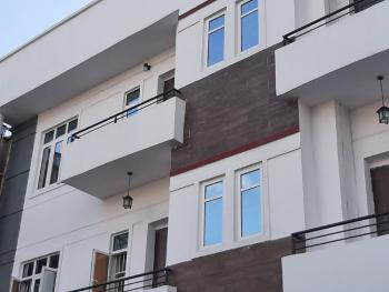 Self-serviced 3 Bedrooms En-suite Flat with a Bq, Lekki Phase 1, Lekki, Lagos, Flat for Rent