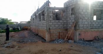 3 Bedroom Semi-detached Duplex Castle + Bq, Oribanwa Bus Stop, Royal Magnificent Home, Awoyaya, Ibeju Lekki, Lagos, Semi-detached Duplex for Sale