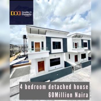 Exquisitely Built 4 Bedroom Detached House, Ajah, Lagos, Detached Duplex for Sale