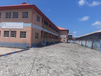 School with 22 Rooms & 6 Staff Rooms on 2 Plots of Land, Bogije, Ibeju Lekki, Lagos, School for Sale