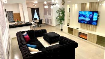 Luxury 3 Bedroom Apartment with Top Tier Amenities, Prince Ademola Eletu Way, Canal West Estate, Osapa, Lekki, Lagos, Flat Short Let