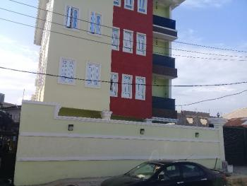 Newly Built Tastefully Furnished 2bedroom Flat with Pop Ceiling, 10,ibidun Str, Yaba, Lagos, Flat for Rent
