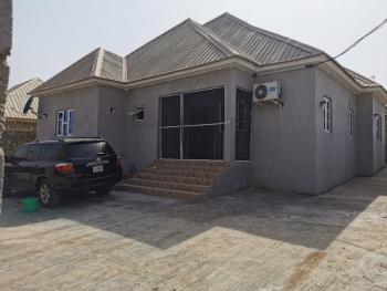 3 Bedroom Bungalow with 3 Self Contain., 18 Freedom Close, By Catholic Church, Saburi 1., Dei-dei, Abuja, Detached Bungalow for Sale