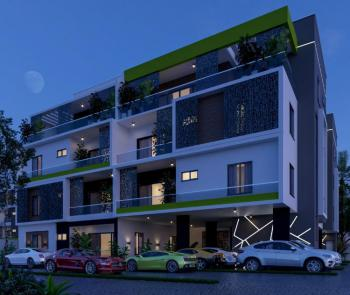 Contemporary 3 Bedroom Flat Apartment with a Penthouse, Cinema and Bq, Directly Off Lekki-epe Expressway, Abijo, Lekki, Lagos, Block of Flats for Sale