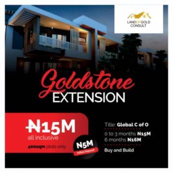100% Dryland, Sangotedo, Ajah, Lagos, Mixed-use Land for Sale