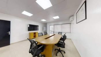Newly Remodified Office Space Sitting on 1310sqm Plot of Land, Victoria Island (vi), Lagos, Office Space for Sale
