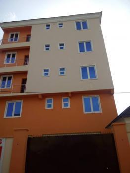 Brand New Block of 8 Flats, By Sweet Sensation, Alagomeji, Yaba, Lagos, Block of Flats for Sale