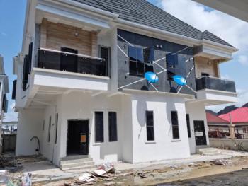 Executive 4 Bedroom Semi Detached Duplex + Bq, Off Chevron Toll Gate, Lekki Expressway, Lekki, Lagos, Semi-detached Duplex for Sale