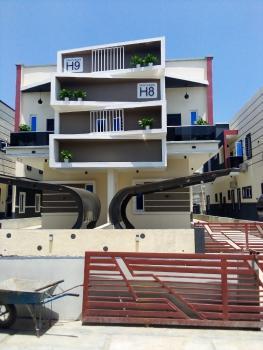 Classic and Gorgeously Built 4 Bedroom Semi Detached Duplex, Buena Vista Estate, Orchid Road, Chevron, Lekki, Lagos, Semi-detached Duplex for Sale