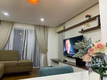 Cadillac Valley (2 Bedrooms with Balcony and Swimming Pool and Wifi), Dideolu Estate, Oniru, Victoria Island (vi), Lagos, Flat Short Let